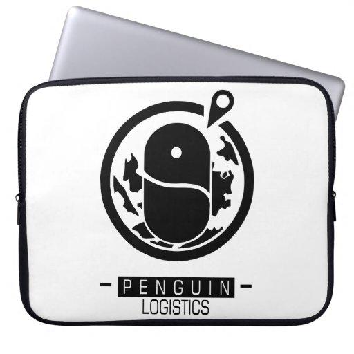 Arknights - Pingun Logistic Laptop Sleeve