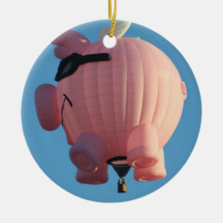 Arky, Flying Pig Ornament