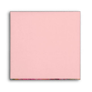 ARLECCHINO AND COLOMBINA bright pink red yellow Envelopes