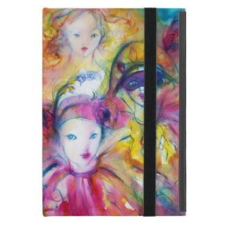 ARLECCHINO PIERO AND COLOMBINA CASE FOR iPad MINI