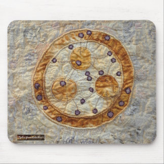 """Arlee Barr """"Imperfect World"""" Mouse Pad"""