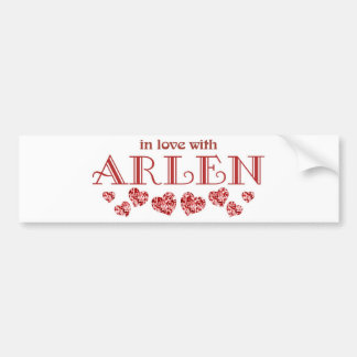 Arlen Bumper Sticker