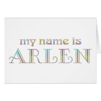 Arlen Card