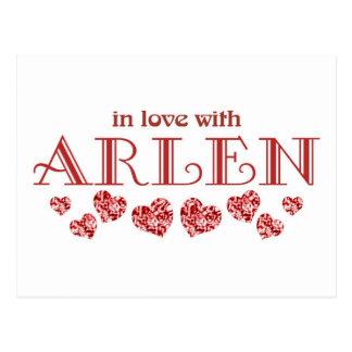 Arlen Postcard