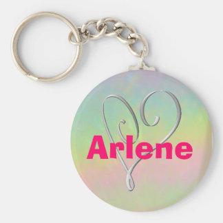 Arlene Keychain
