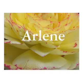Arlene Postcard