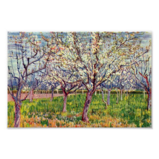 Arles By Vincent Van Gogh Poster