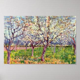 Arles de Vincent van Gogh Póster