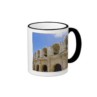 Arles, France, Exterior of the Arles antique 2 Ringer Coffee Mug