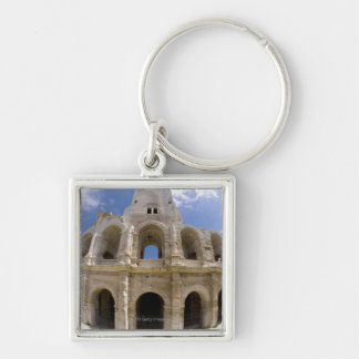 Arles, France, Exterior of the Arles antique 3 Keychain