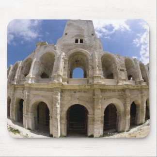 Arles, France, Exterior of the Arles antique 3 Mouse Pad