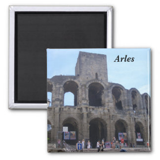 Arles - refrigerator magnets