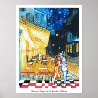 Arles Tango print