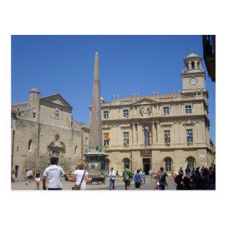 Arles - tarjeta postal