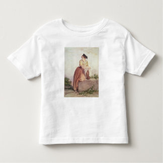 Arlesienne from the Time of Daudet and Bizet Toddler T-shirt