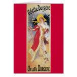 Arlette Dorgere, 1904 Art Nouveau Cards