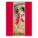 Arlette Dorgere, 1904 Art Nouveau Postcards