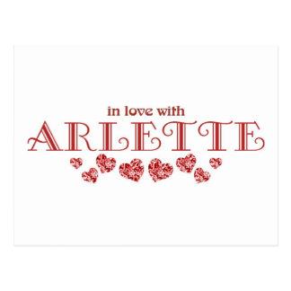 Arlette Postcard
