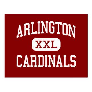 Arlington - Cardinals - High - Arlington Heights Postcards