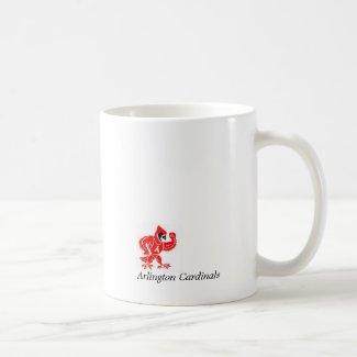 Arlington Cardinals Mug