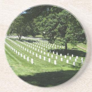 Arlington Cemetery Drink Coaster