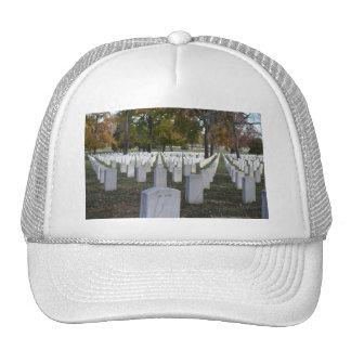 Arlington Cemetery Fall 2013 Headstones Trucker Hat