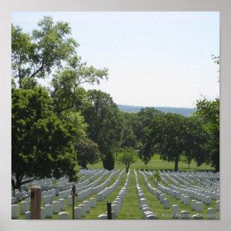 Arlington Cemetery Posters