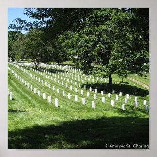 Arlington Cemetery Print