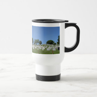 Arlington Cemetery Travel Mug