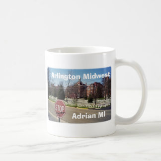 Arlington Cercano oeste Taza De Café