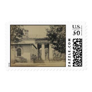Arlington House_Former home_Gen_Robert_E. Lee Postage