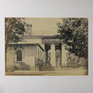 Arlington House_Former home_Gen_Robert_E. Lee Poster