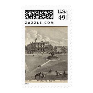 Arlington House, Ocean Grove, NJ Postage