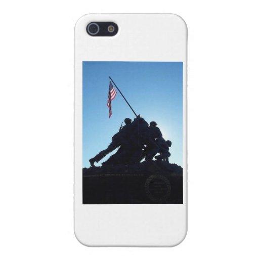 Arlington Iwo Jima iPhone 5 Fundas
