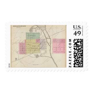 Arlington, Kansas Postage