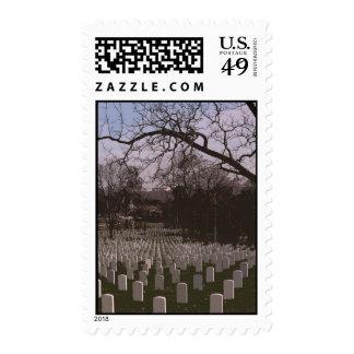 Arlington National Cemetary Postage Stamp