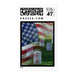 Arlington National Cemetery, American Flag Postage