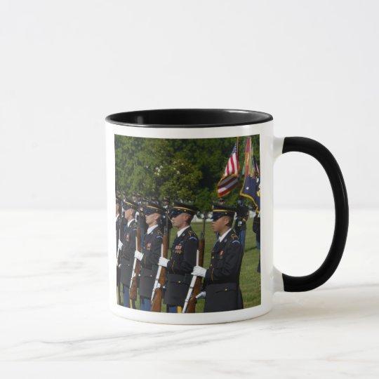 Arlington National Cemetery, Arlington, Mug