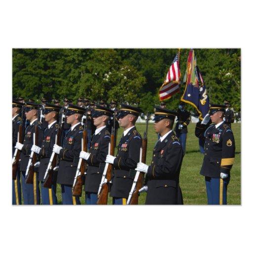 Arlington National Cemetery, Arlington, Photo Print