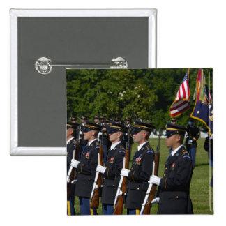 Arlington National Cemetery, Arlington, Pinback Button