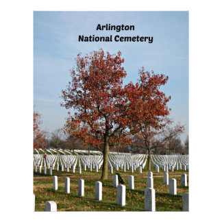 Arlington National Cemetery Letterhead