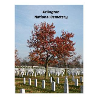 Arlington National Cemetery Letterhead