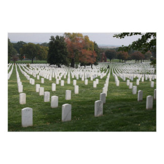 Arlington National Cemetery Posters