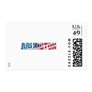 Arlington Postage Stamp