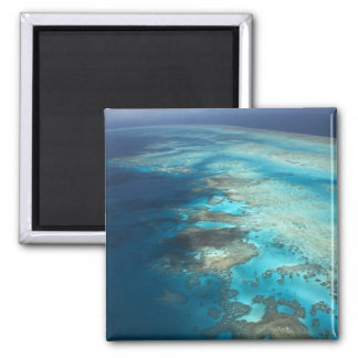 Arlington Reef, Great Barrier Reef Marine Park, 2 Inch Square Magnet