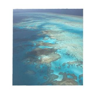 Arlington Reef, Great Barrier Reef Marine Park, Notepad