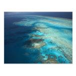 Arlington Reef, Great Barrier Reef Marine Park, Postcard