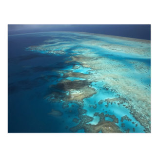 Arlington Reef, Great Barrier Reef Marine Park, Postcard