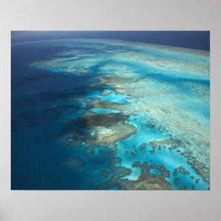 Arlington Reef, Great Barrier Reef Marine Park, Poster