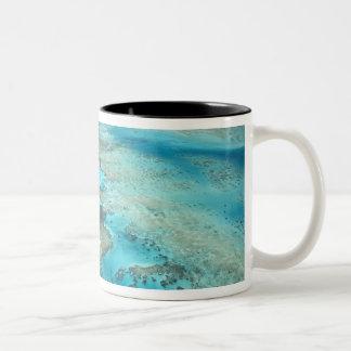 Arlington Reef, Great Barrier Reef Marine Park, Two-Tone Coffee Mug